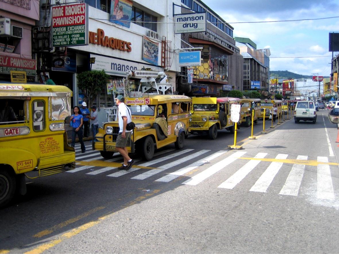 The Sierra Club On Magsaysay Street Olongapo City Circa 1988